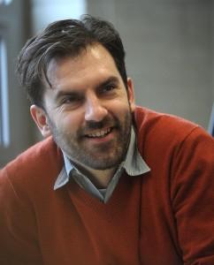 Writer and Geneseo alum Michael Sheehan
