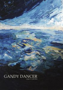 Gandy Dancer Issue 5.1 Preview